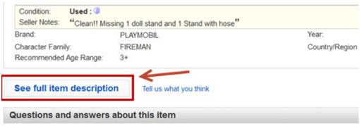 eBay链接新政策