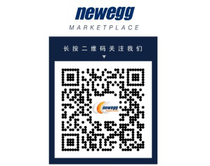 新蛋網國際商城微信二維碼
